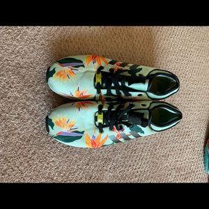 Adidas Zu Flux Hawaiian Size 13